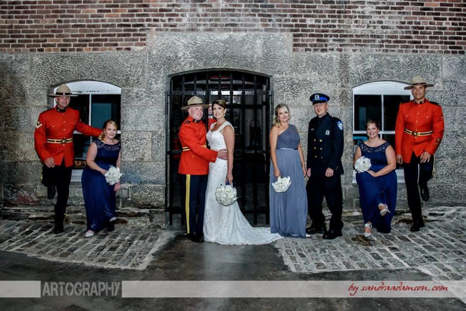 Halifax, Beaverbank, NS, Nova Scotia, wedding, photography, photographer, images, image, photo, photos, kinsac center, bride, groom, rcmp regalia, keiths brewery, bridesmaids, groomsmen, party
