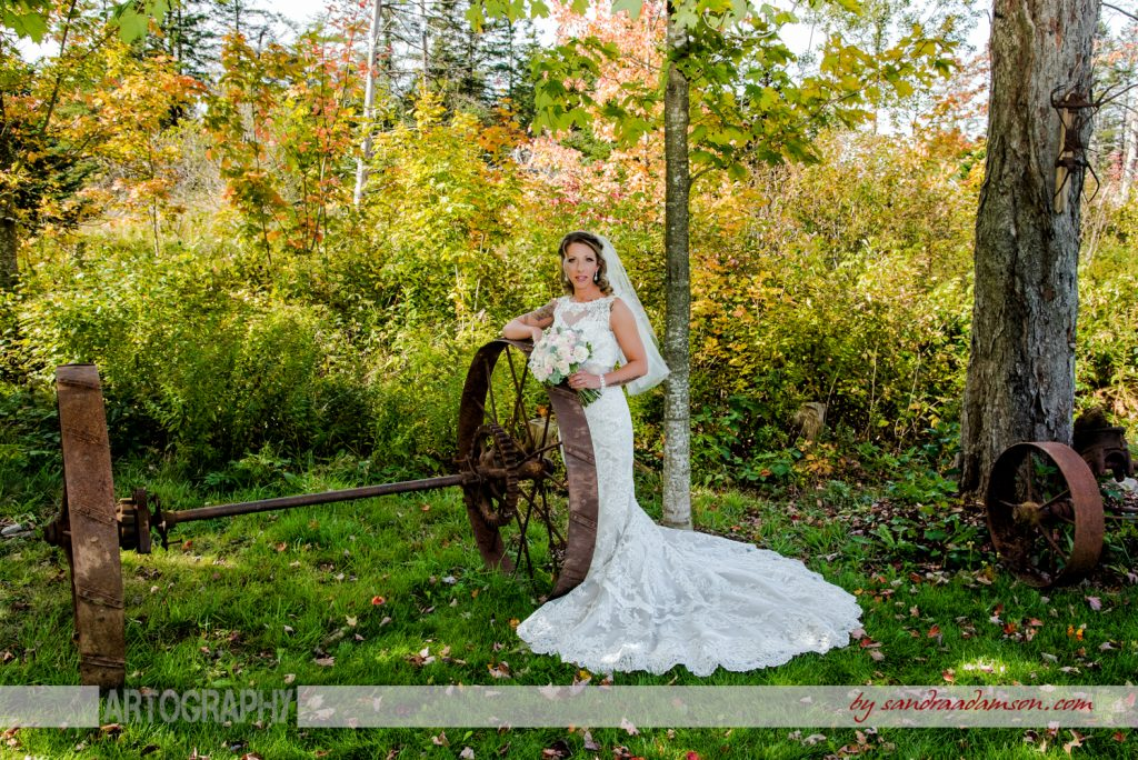 truro, salmon river, lower harmony, ns, nova scotia, wedding, photography, photographer, image, photo, bride, gown, bouquet, veil