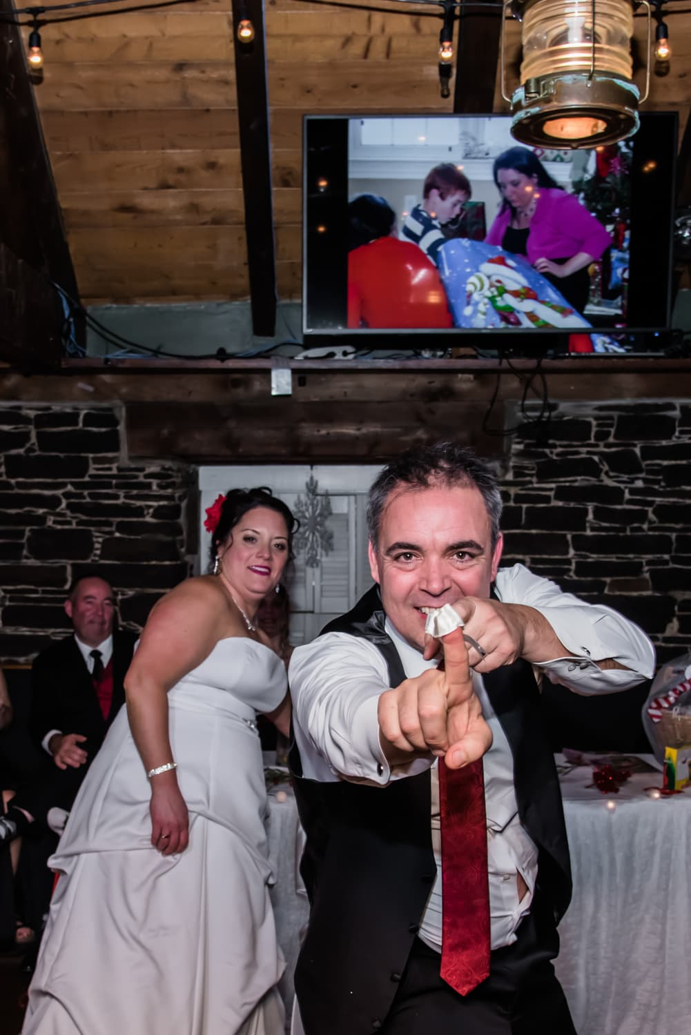 halifax ns wedding photographer, halifax wedding photographers, halifax engagement photographer, engaged, sandra adamson studios, lower deck, taproom, wedding reception, garter toss, bride, groom