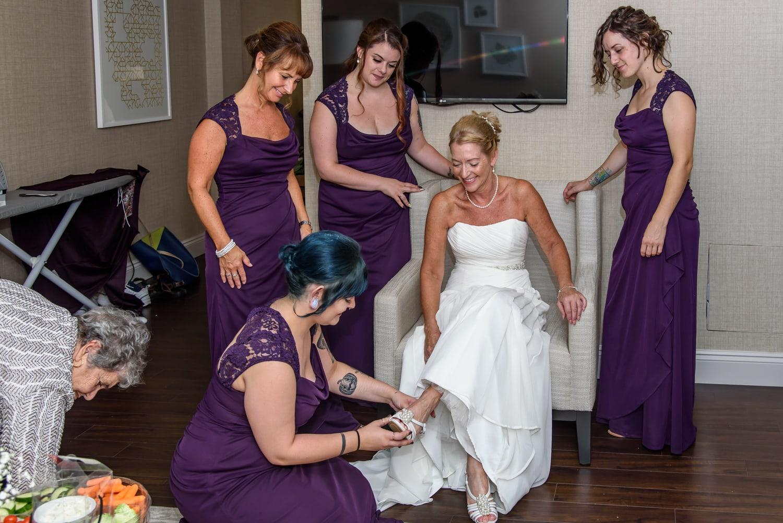 halifax ns wedding photographer, halifax wedding photographers, halifax engagement photographer, engaged, sandra adamson studios, lord nelson hotel, lord nelson weddings, bride getting ready, bridesmaids, wedding shoes
